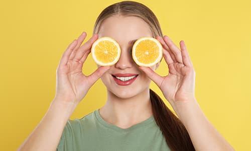 Confinement : conseils nutrition pour préserver votre vue