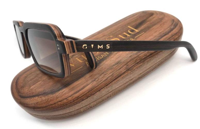 lunettes carrées - VuDuSud - Gim's